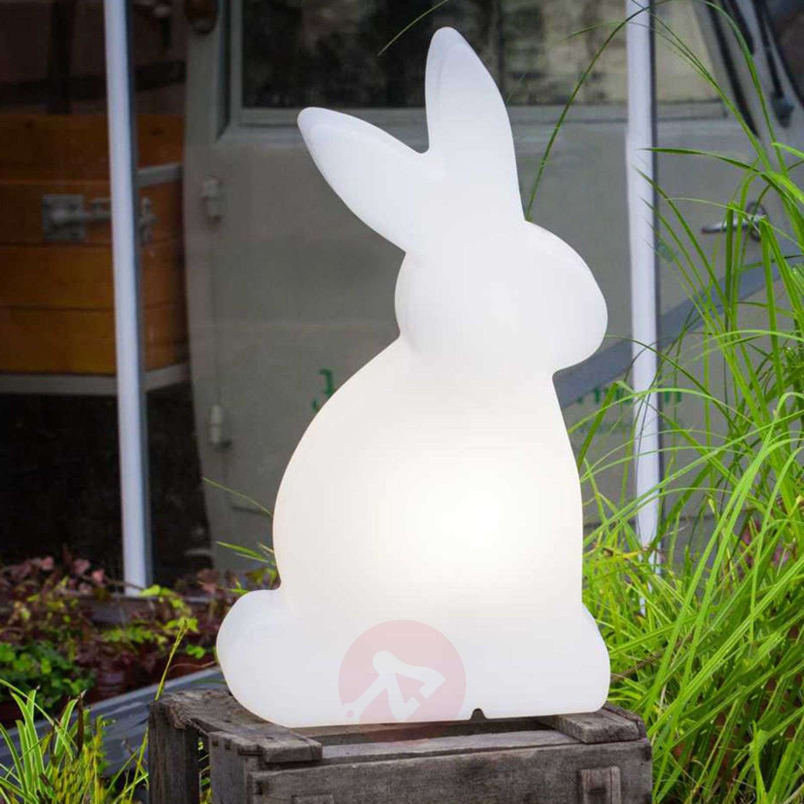 50 cm lámpara decorativa LED Shining Rabbit-1004079-02