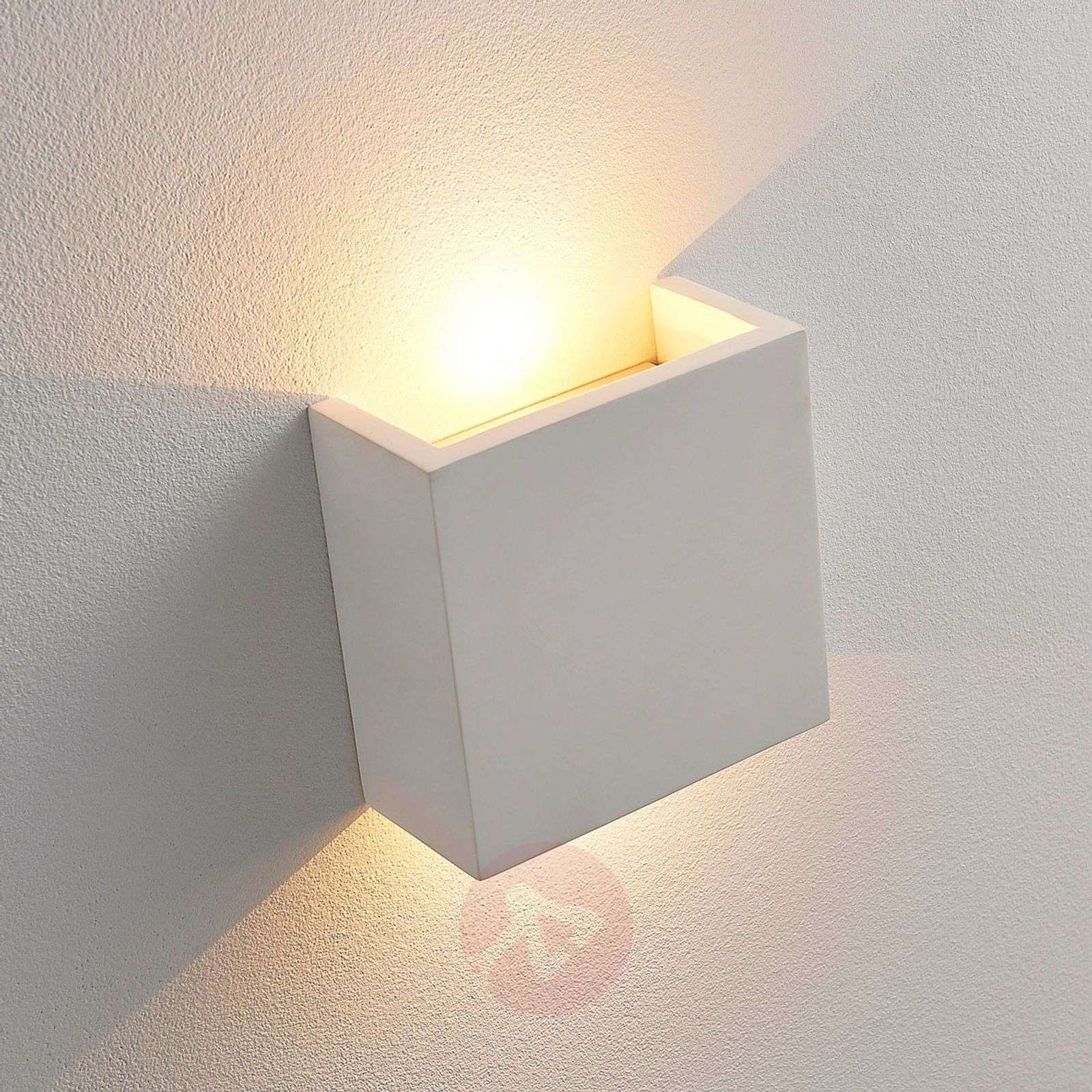 Anneke Aplique LED angular de escayola-9621326-01