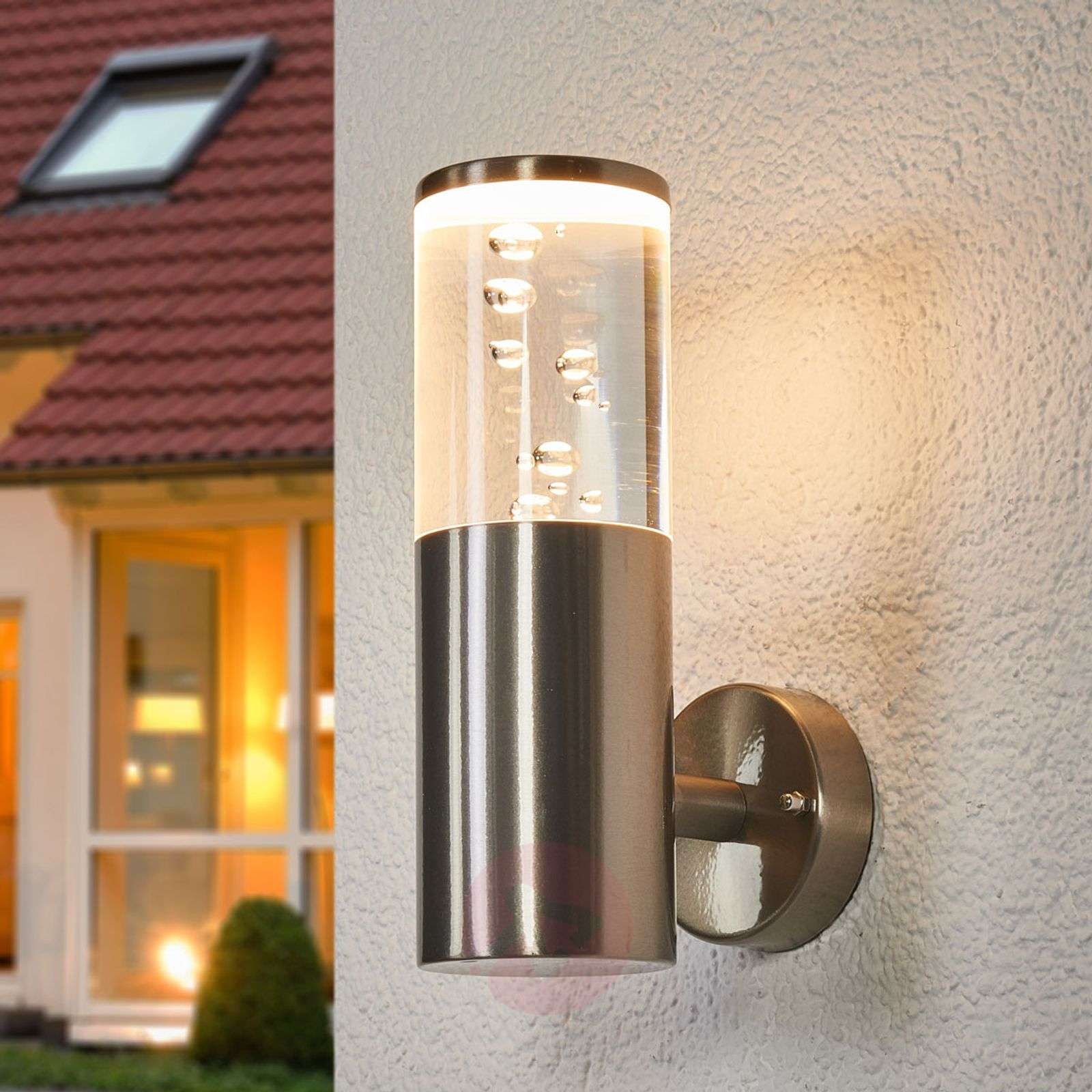 Compra aplique de pared exterior led belen con burbujas - Aplique de pared exterior ...