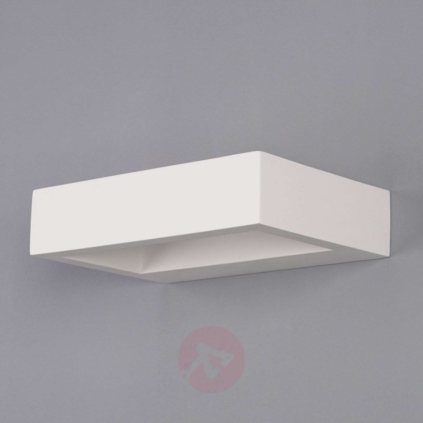 Aplique LED Julika de yeso-9613018-01