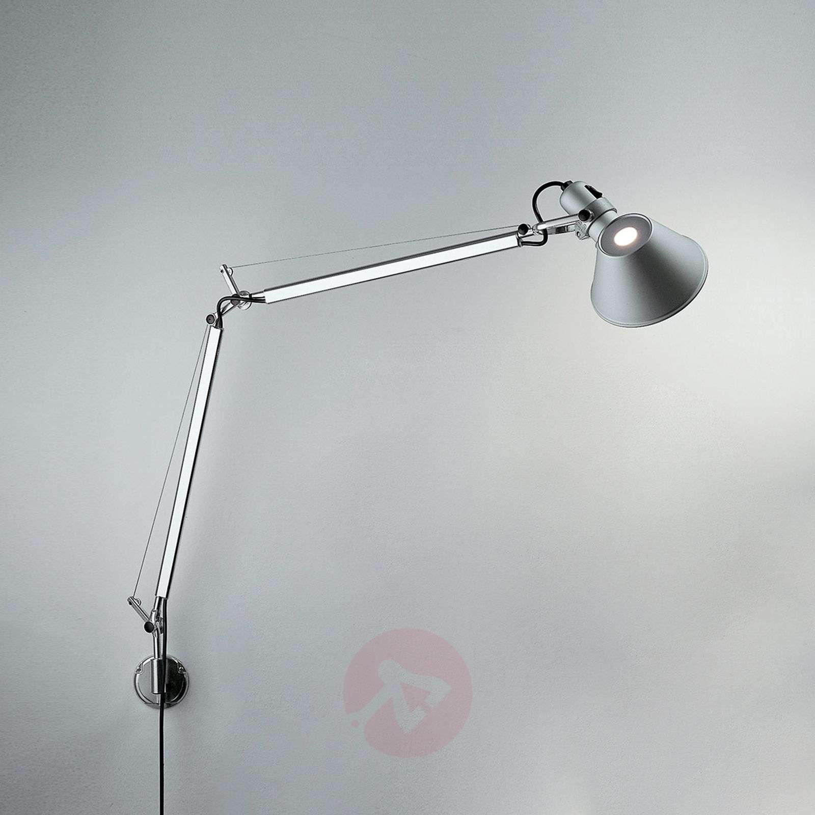 Artemide Tolomeo lámpara de pared LED 3.000 K-1060267-01