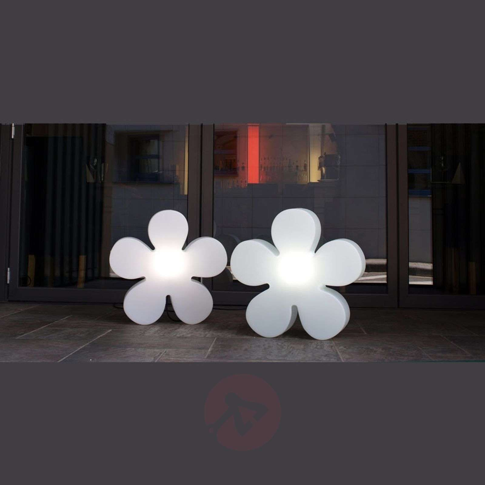 Atractiva flor luminosa LED Shining Flower Mini-1004085-03