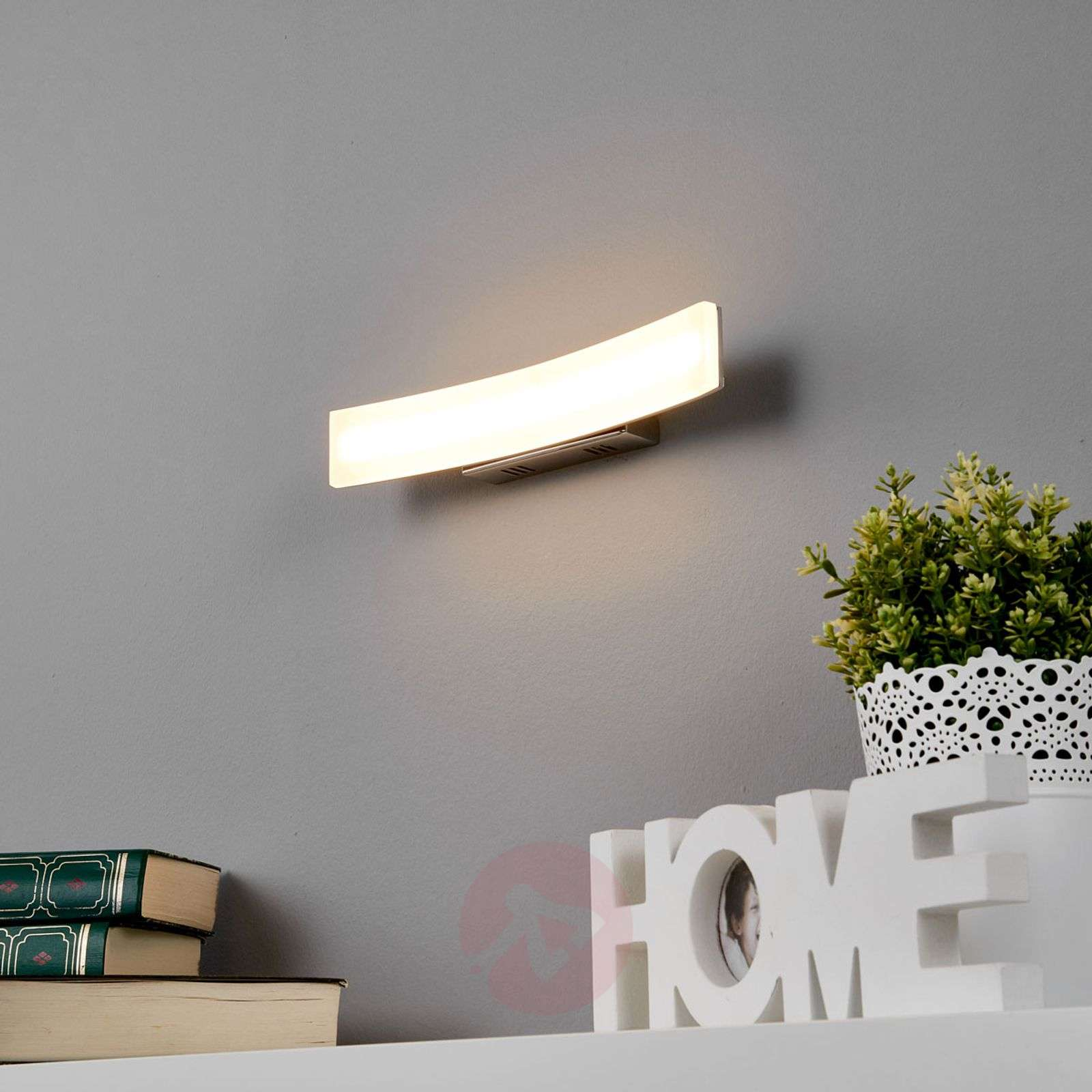 Atractiva lámpara de pared LED Lorian-9984010-01