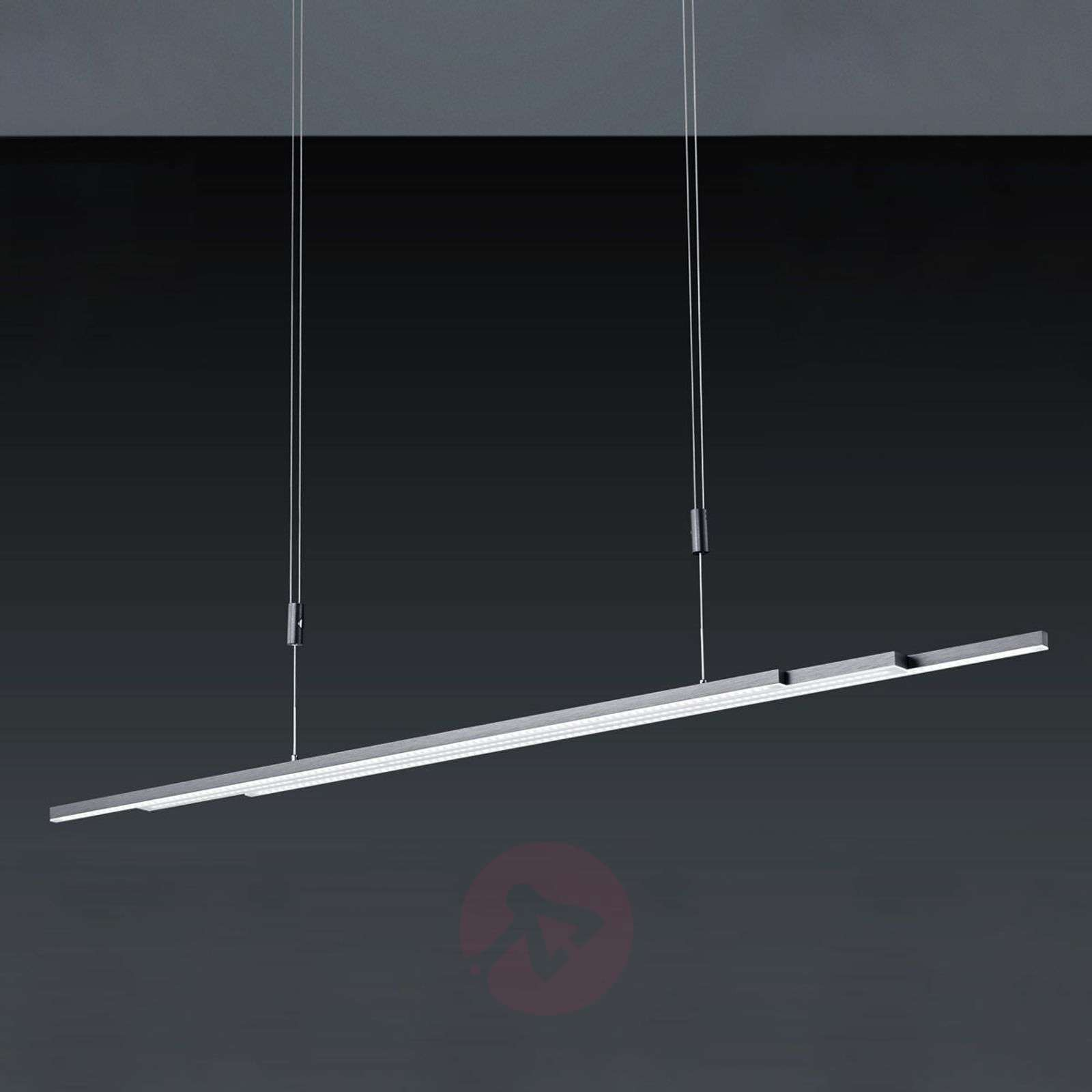 BANKAMP L-lightLINE lámpara colgante LED-1572013X-01