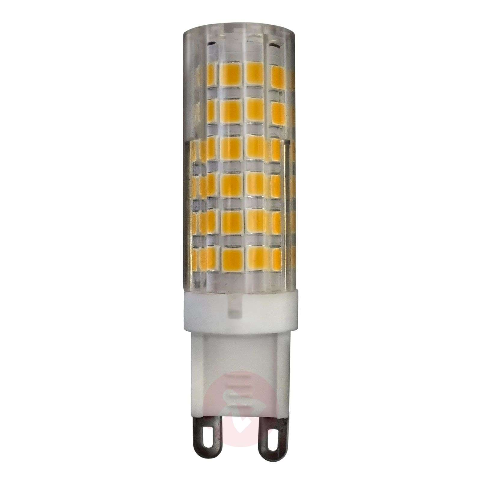Bombilla LED bi-pin G9 6W 3.000K-8582419-01