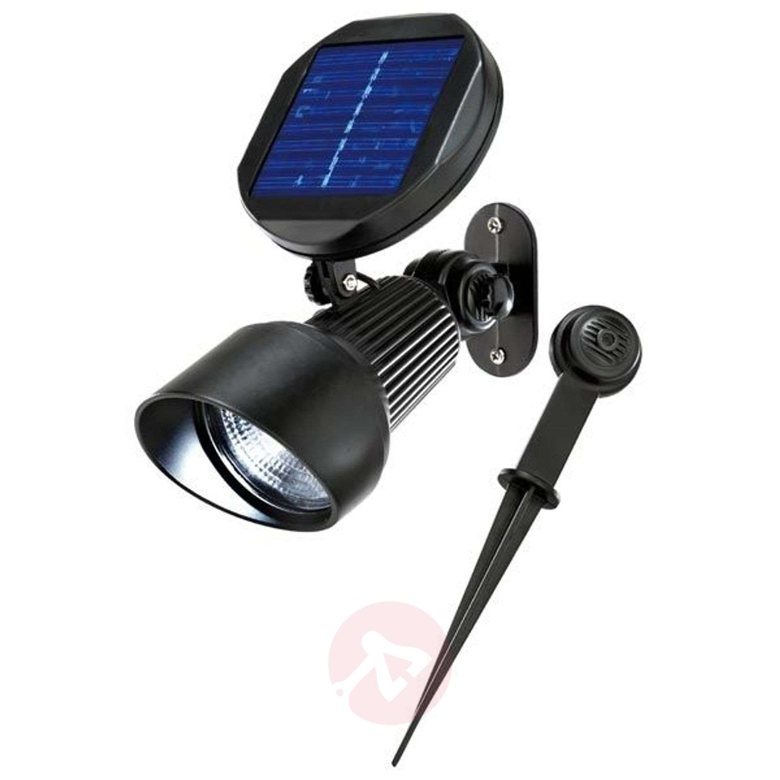 Foco solar LED de pared y suelo Spotlight-3012041-01