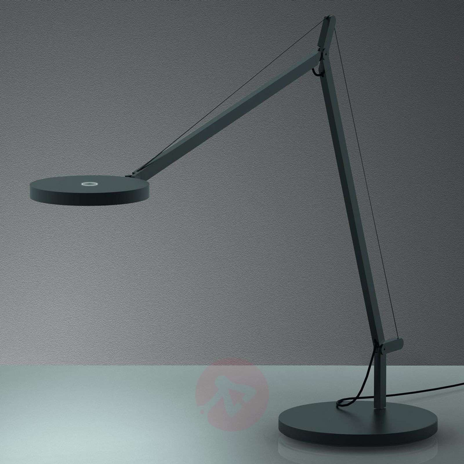 Compra l mpara de mesa led de dise o demetra atenuable for Lamparas led diseno