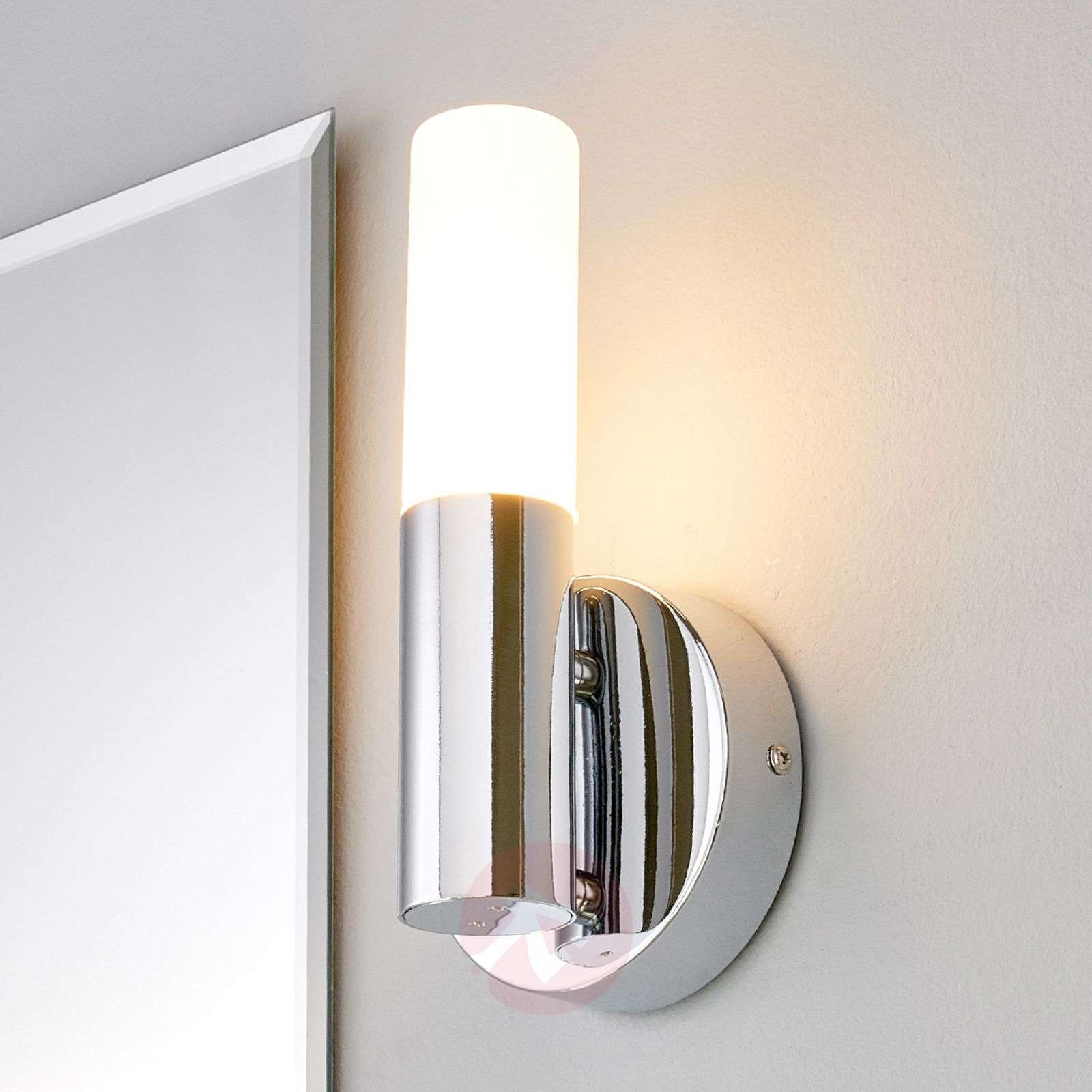 Compra l mpara de pared led benaja para ba o for Lamparas de pared para bano