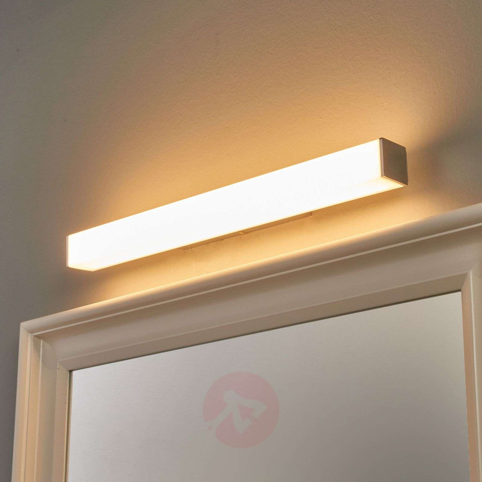 Compra l mpara led de pared lenn para ba o forma angular for Lamparas de pared para bano