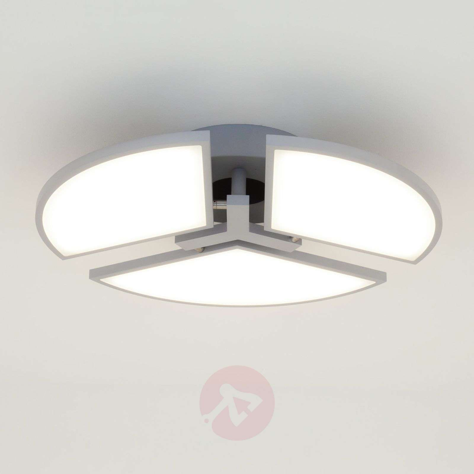 Compra l mpara led de techo aurela en dise o innovador for Lamparas led diseno