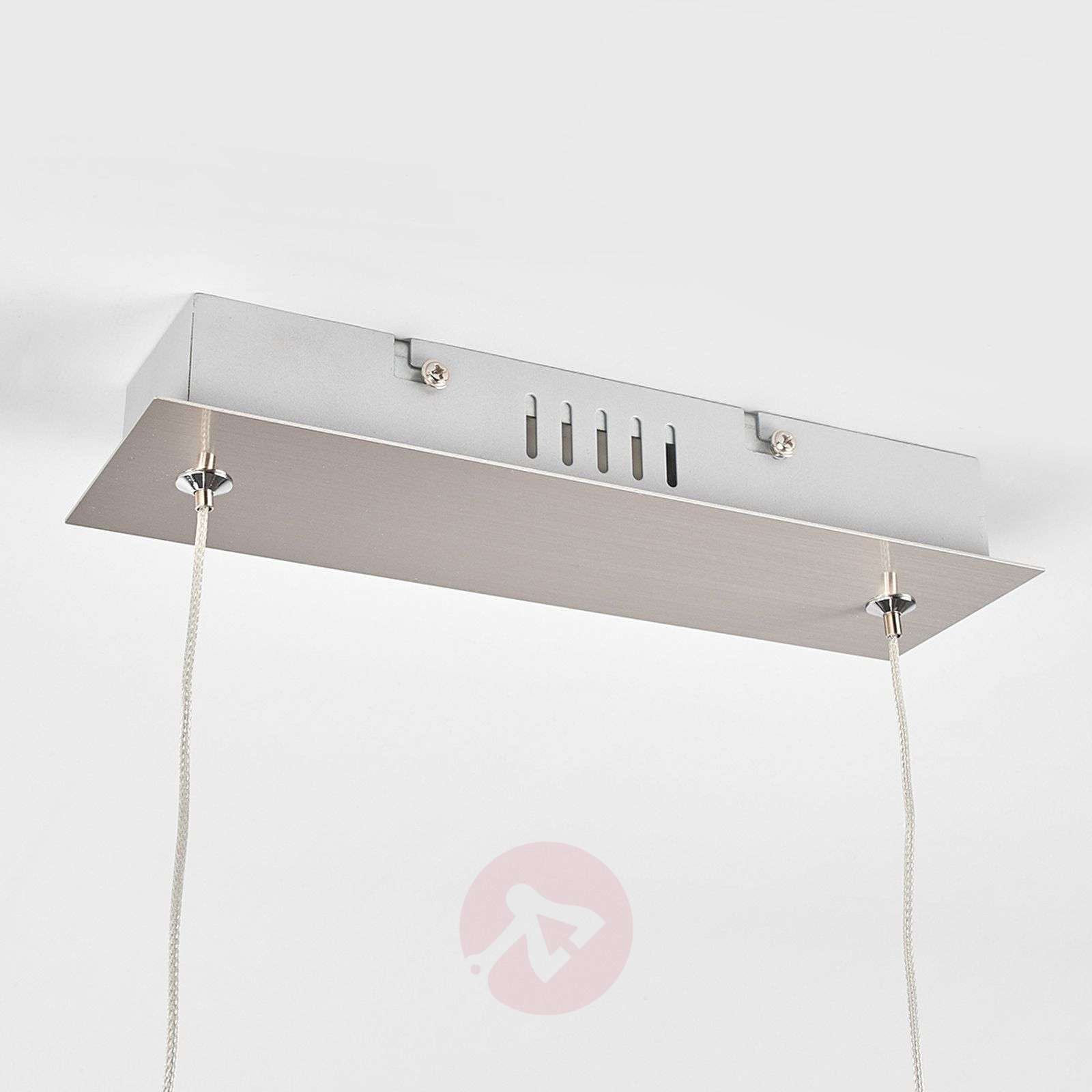 Lámpara pendular LED purista Iven-9985049-01