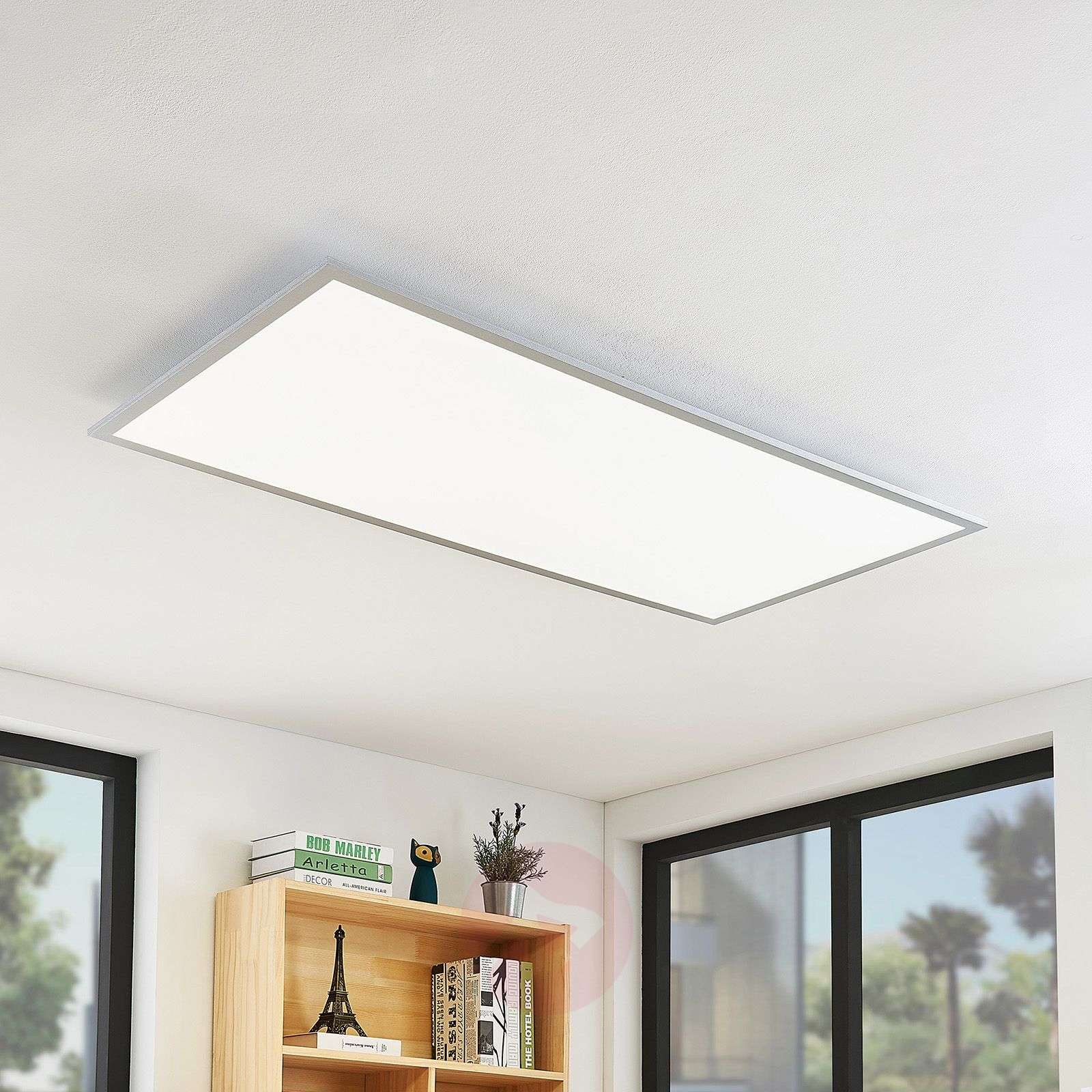 Lindby Zento panel LED, 4.000 K-9956037-02