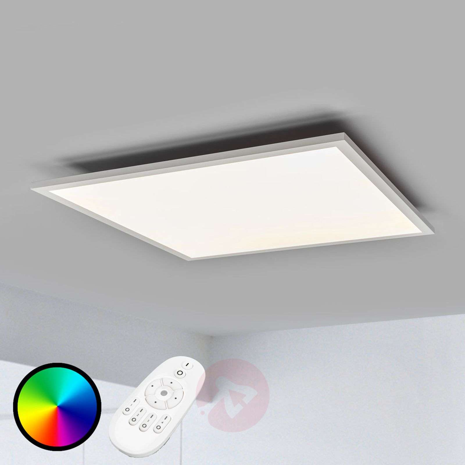 Milian, panel LED RGB con mando a distancia, 62 cm-7620029-02