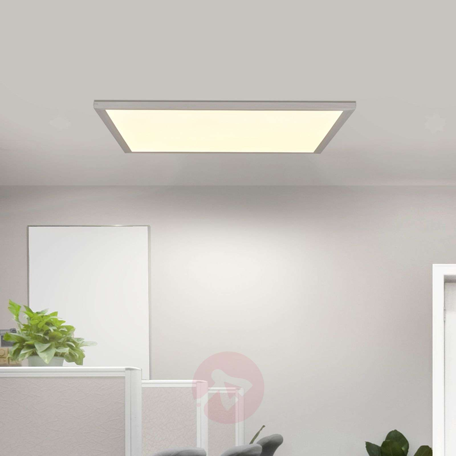 Panel LED All-in-One cuadrado atenuable 3.800 K-3002144-08
