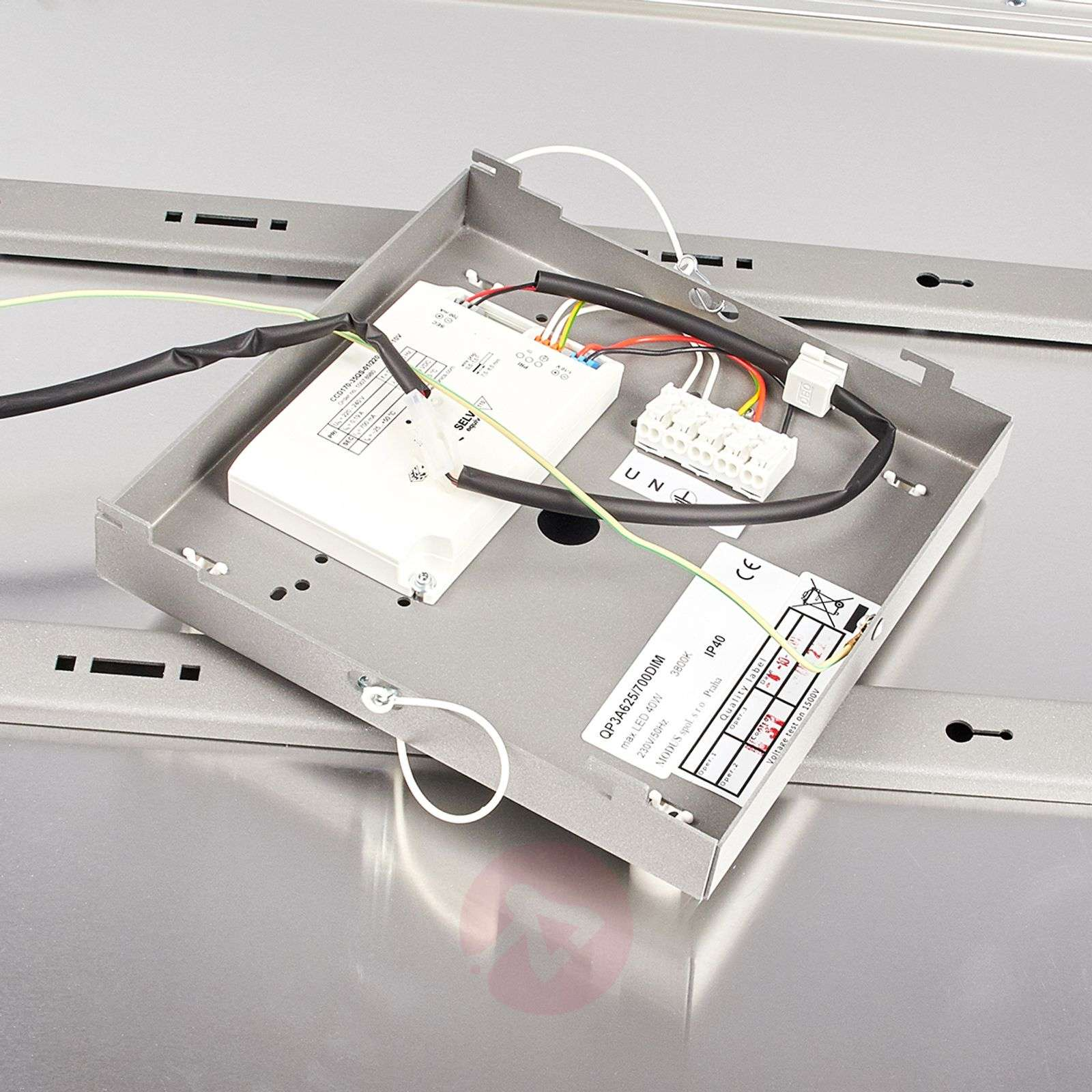 Panel LED All-in-One cuadrado atenuable-3002143X-03