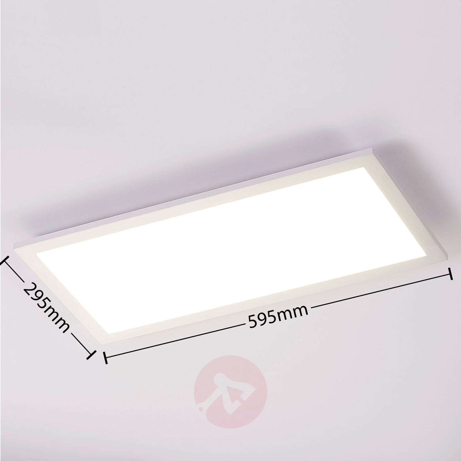 Panel LED Lysander, color luminoso variable-9621549-01