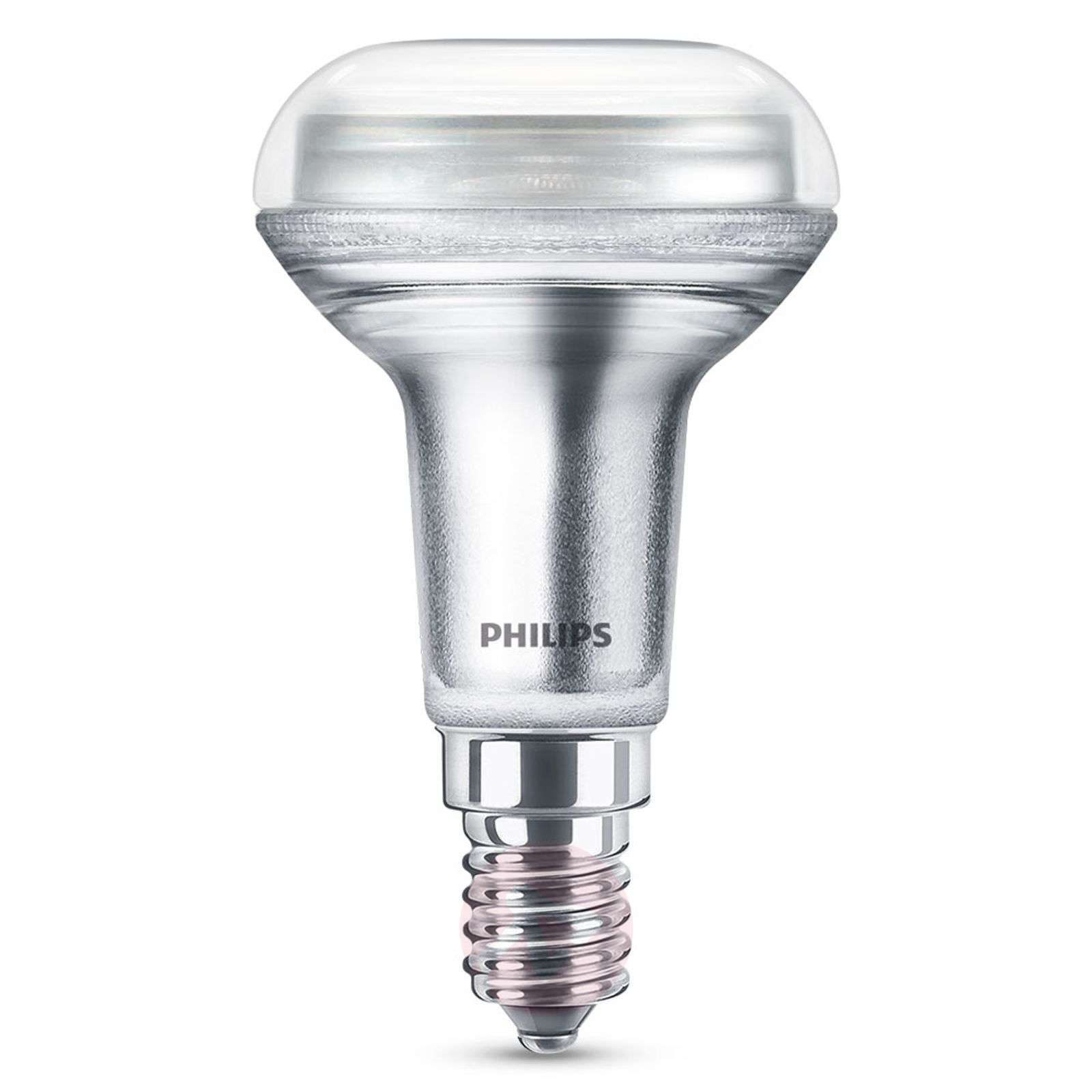 Philips E14 4,3W 827 reflectora R50, atenuable-7530823-01