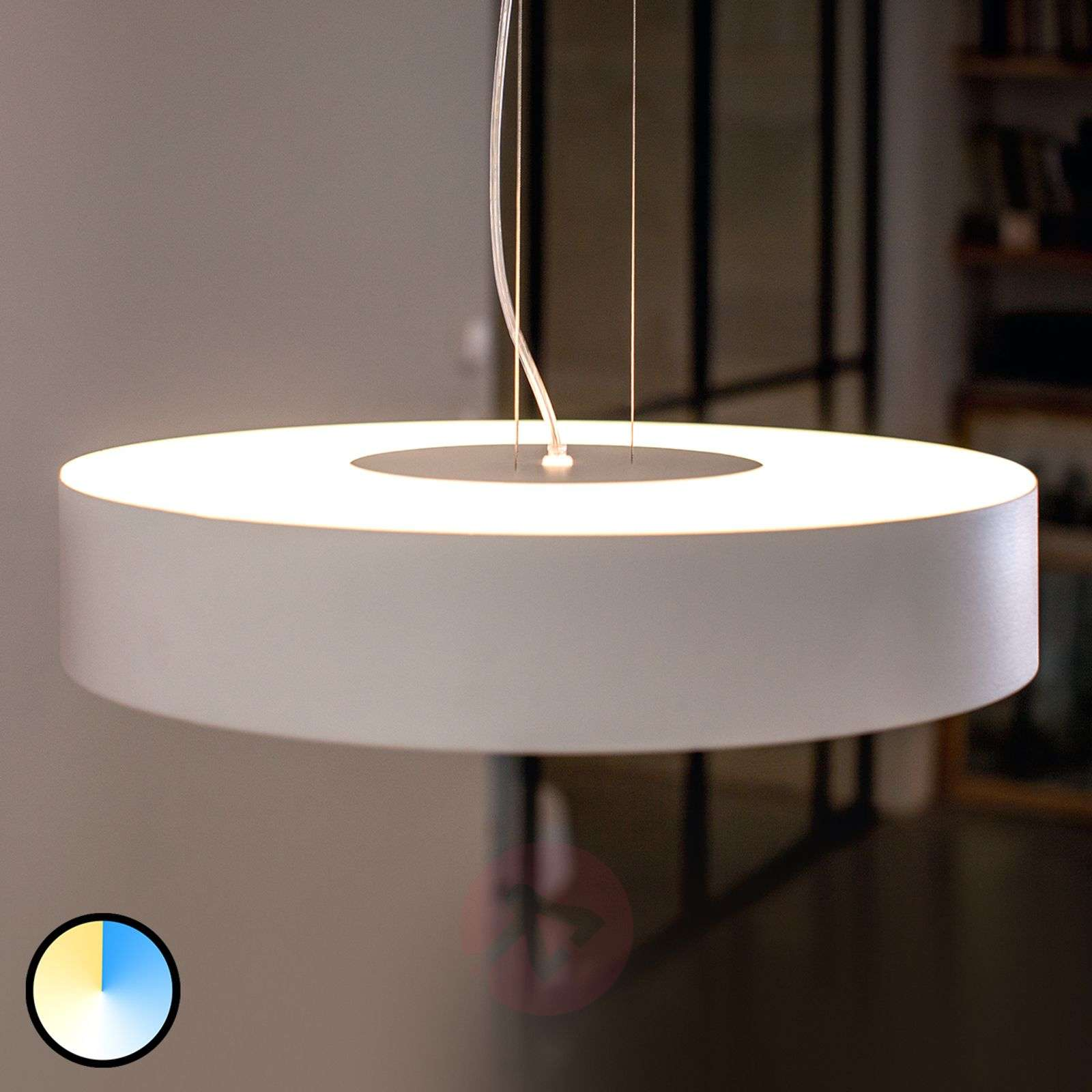 Philips Hue White Ambiance Fair colgante blanco-7531875-01