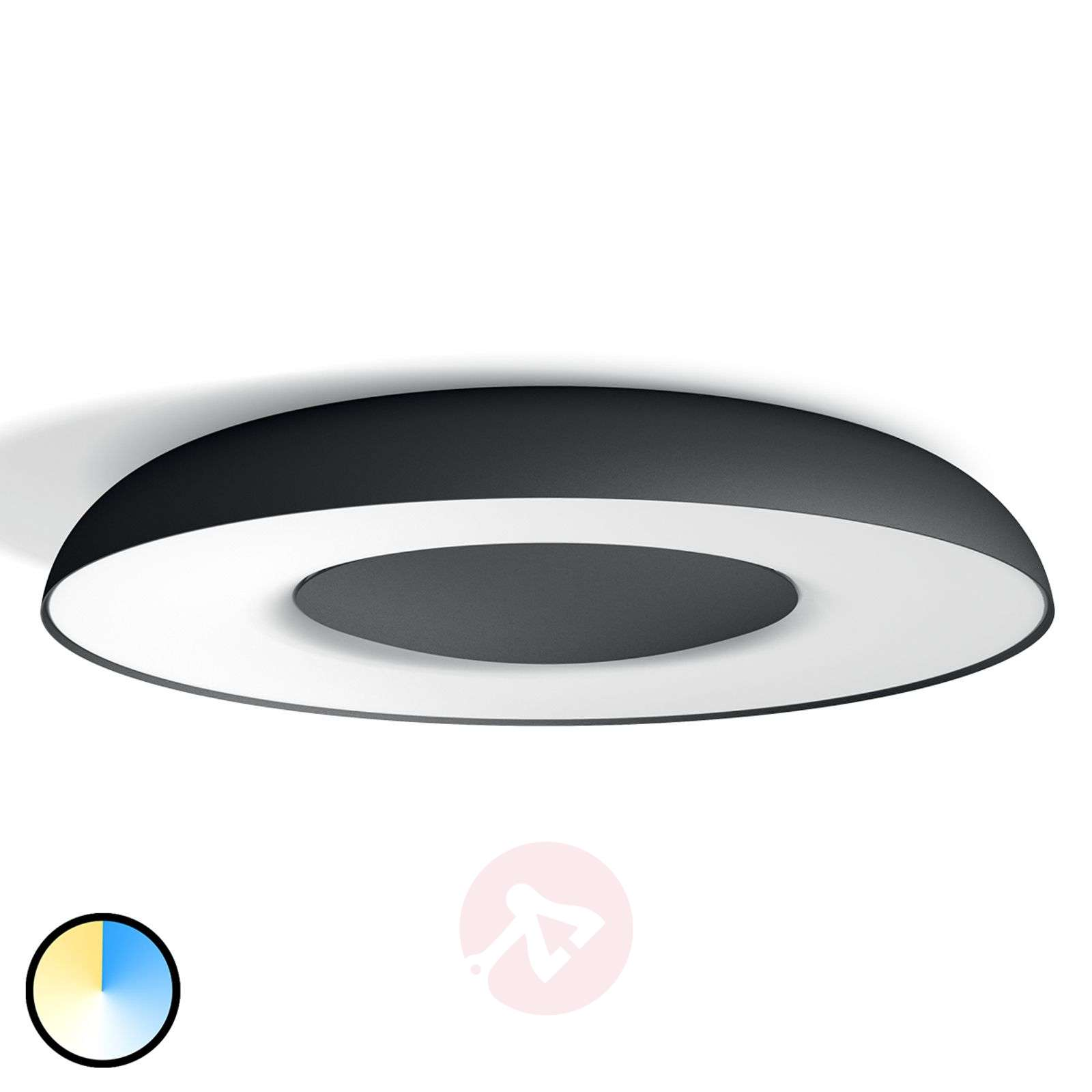 Philips Hue White Ambiance Still, negro-7531868-01