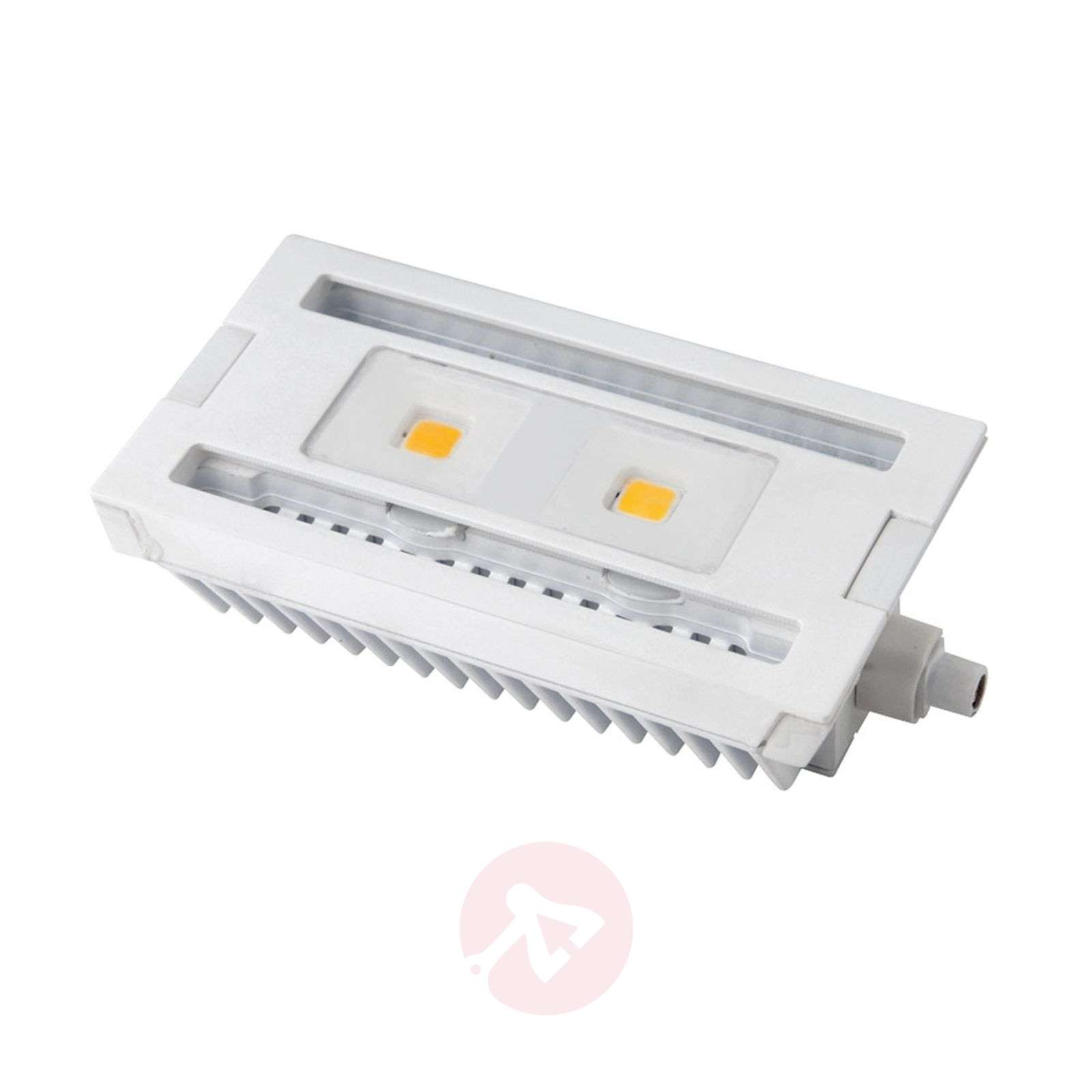 R7s 9 W bombilla lineal LED 118mm, 2800K-6530143-01