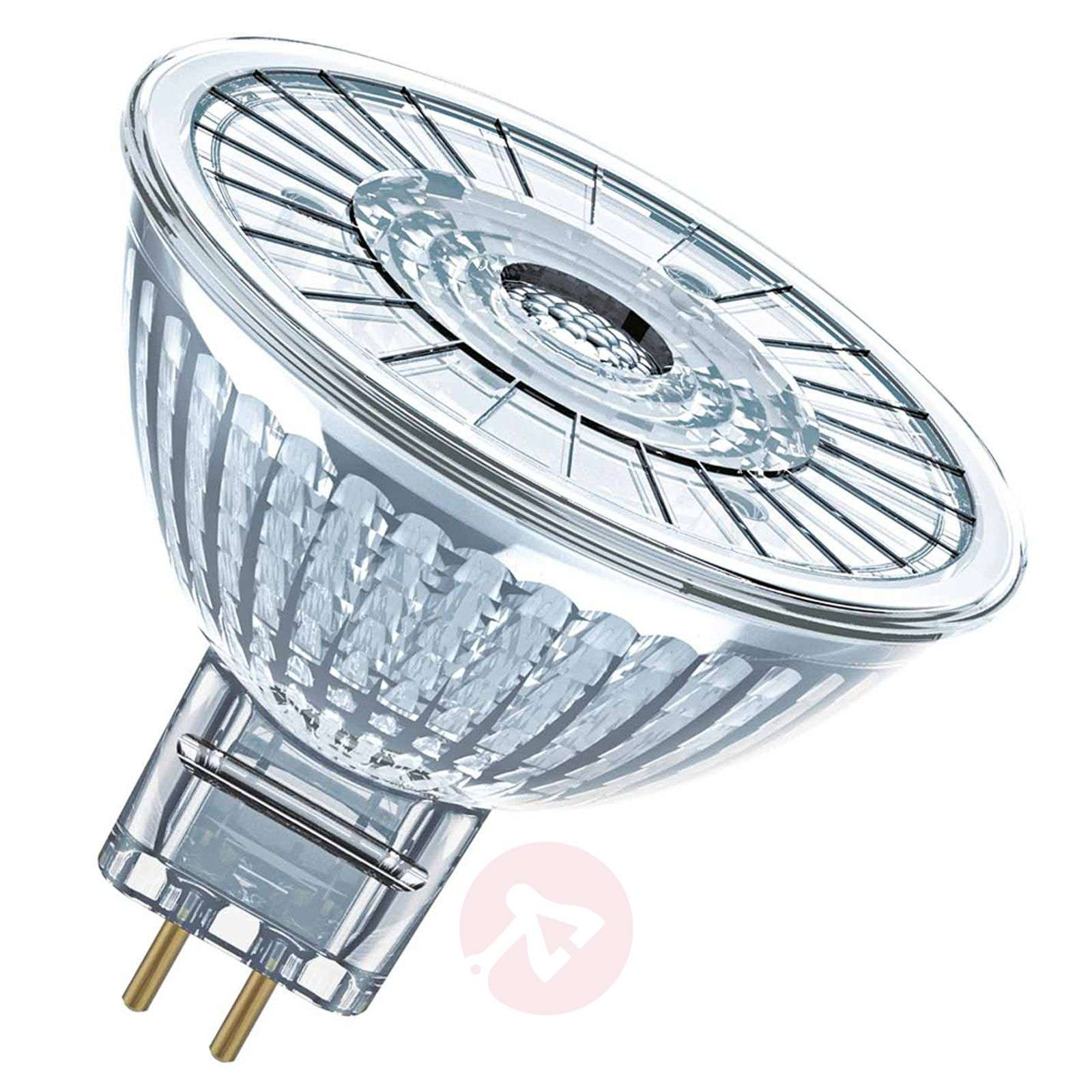 Reflector de vidrio LED Star 36degree GU5,3 2,9W-7260843X-01