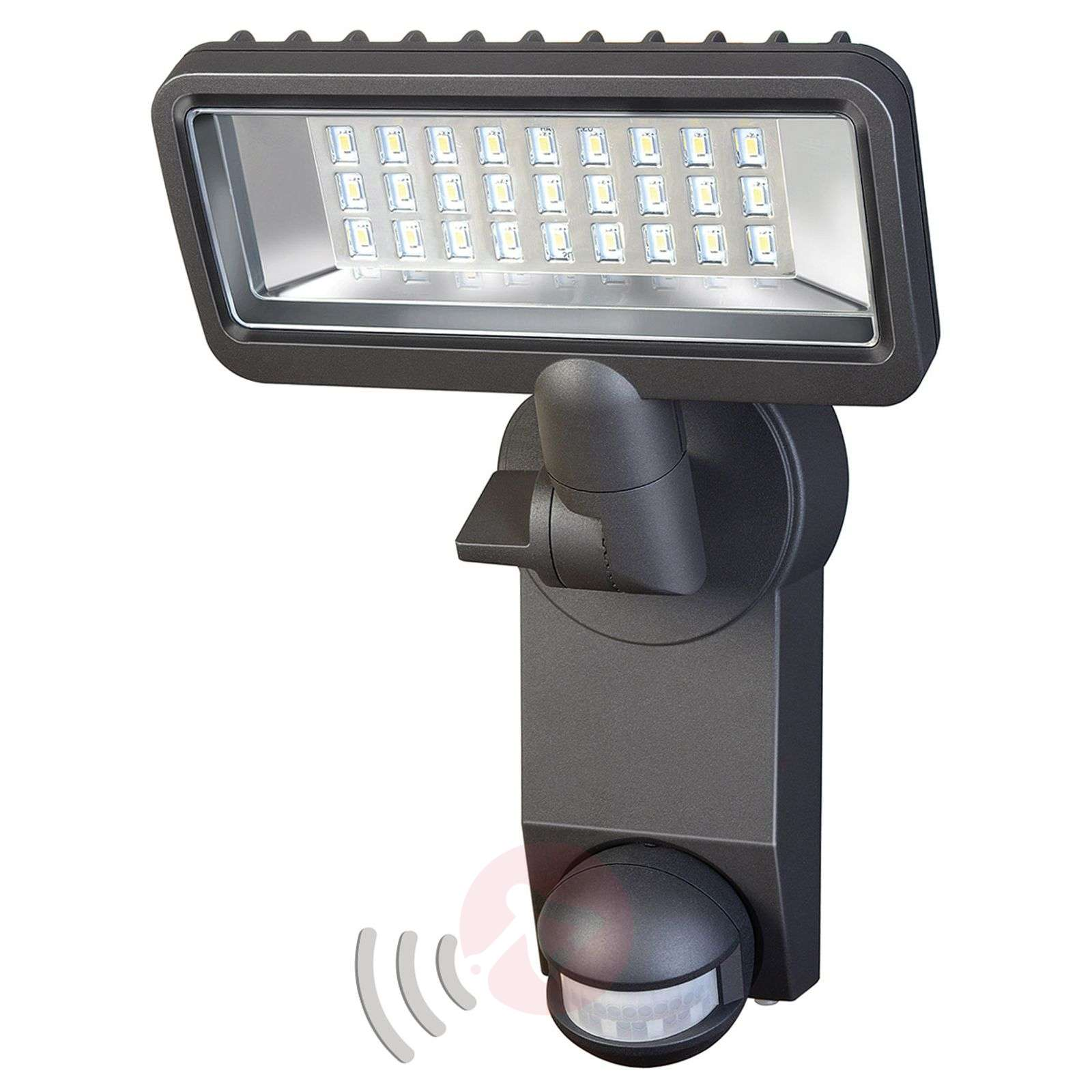 Reflector para ext. LED City con sensor de mov.-1540156-01