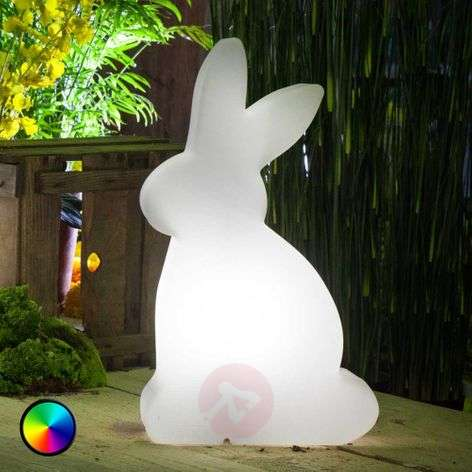 50 cm lámpara decorativa LED Shining Rabbit-1004079-32