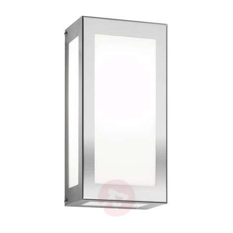 Aplique LED de pared exterior rectangular Kina