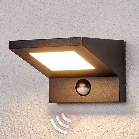 Aplique LED exteriores Levvon sensor movimiento