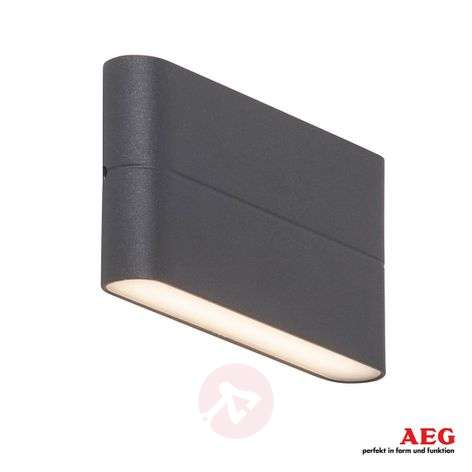 Aplique LED para exterior Telesto up and down