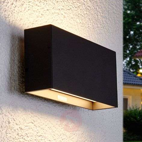Aplique LED para exteriores Elies doble haz