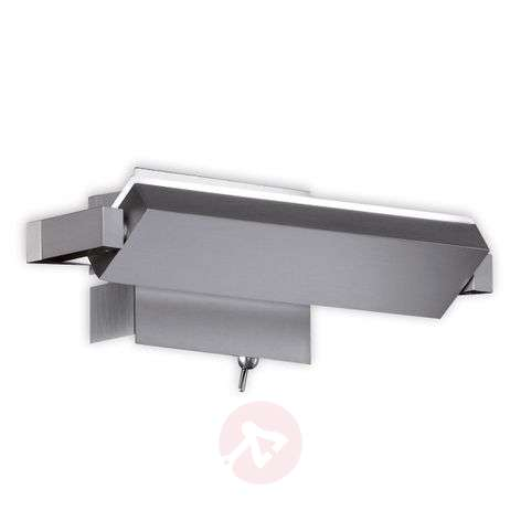 Aplique LED Pare, giratorio, con interruptor