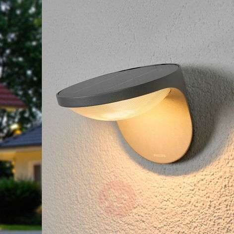 Compra aplique de pared ext dusk led y sensor de mov - Aplique solar exterior ...