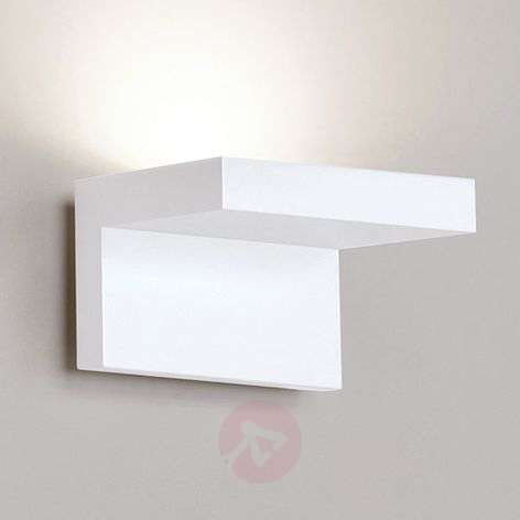 Aplique LED Step en color blanco