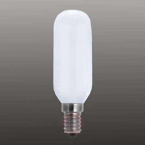 Bombilla de tubo LED E14 4W 926 mate atenuable-8536043-31