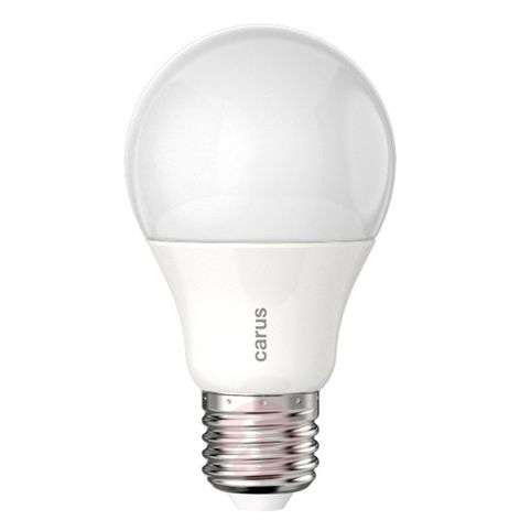 Bombilla LED E27 8,6W 927 mate, atenuable