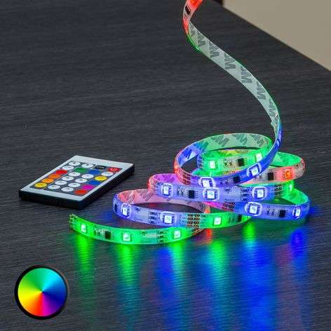 Cinta flexible digital LED-RGB Thalis