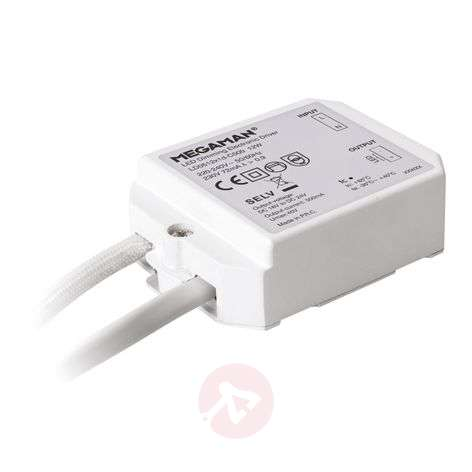 Controlador LED para Rico HR, atenuable, 9 W