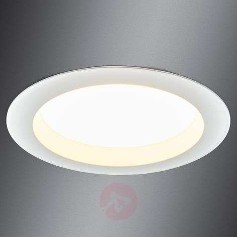 Downlight LED de luz brillante Arian, 17,4 cm 15W