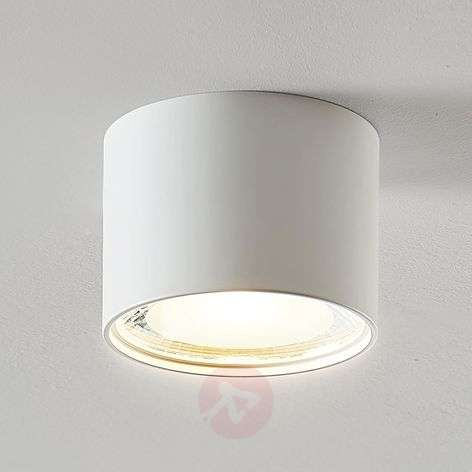 Downlight LED Meera, redondo, blanco