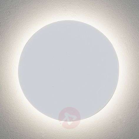 Eclipse Round: lámpara de pared LED de gran efecto