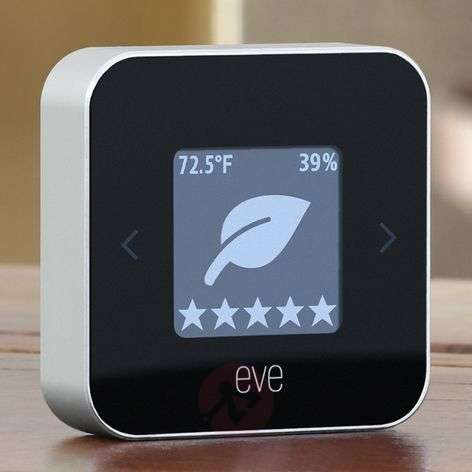 Eve Room monitor calidad del aire para interiores