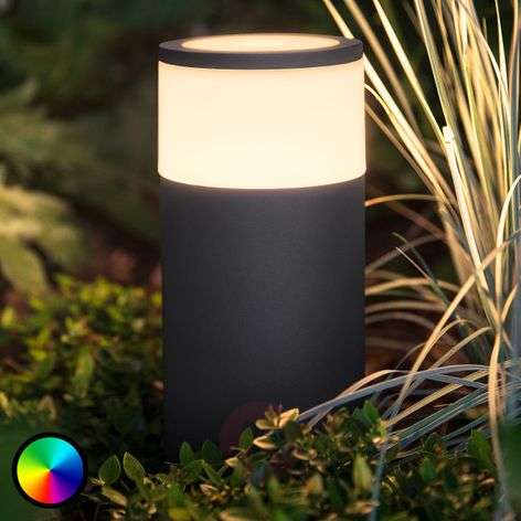 Farola LED Calla de Philips Hue, set básico-7534056-31