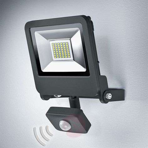 Foco de exterior LED Endura Floodlight Sensor