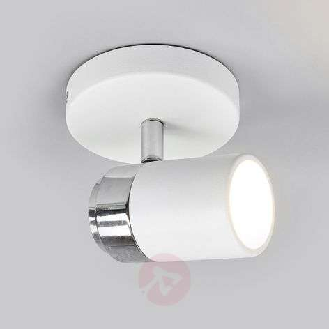 Foco GU10 Kardo en color blanco, IP44-9641084-34