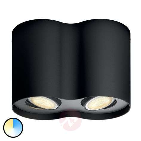 Foco LED Pillar Philips Hue de 2 ll. con regulador