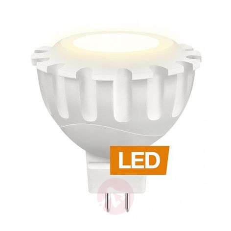 GU5,3 MR16 8W 827 LED reflector  35° / 60°