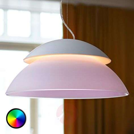 Lámpara colgante Philips Hue Beyond-7531598-31