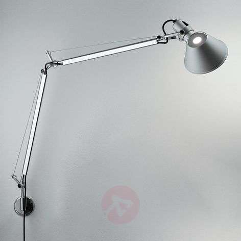Lámpara de pared de diseño Tolomeo Mini, atemporal