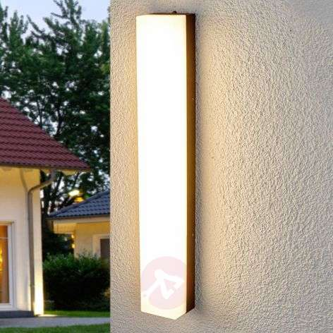 Lámpara de pared exterior LED muy luminosa Cahita